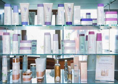 Produkte für die Haare