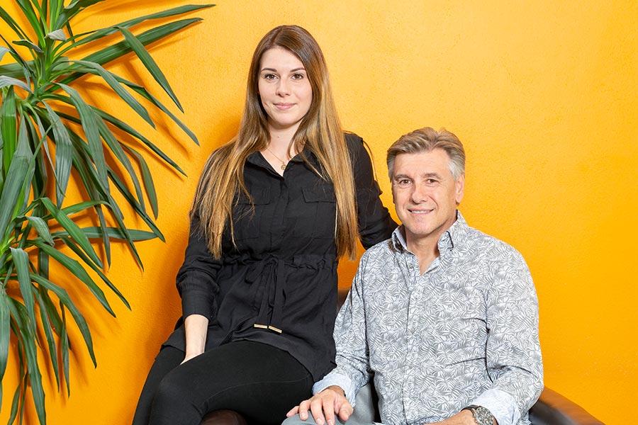Anja und Armin Gil
